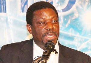 Industry Minister Mike Bimha