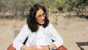 Nighat Hasnain -To adopt the concept in UK and Pakistan.