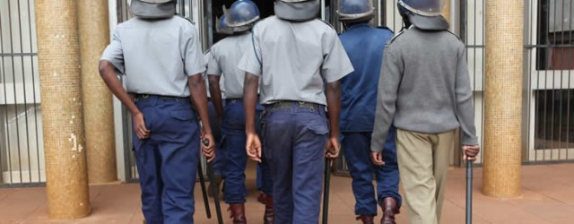 Cops target Mkwananzi over police brutality protest