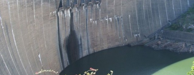 Race against time to save Kariba dam