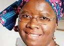 Nyaradzayi Gumbonzvanda, Goodwill Ambassador for the African Union Campaign to End Child Marriage.