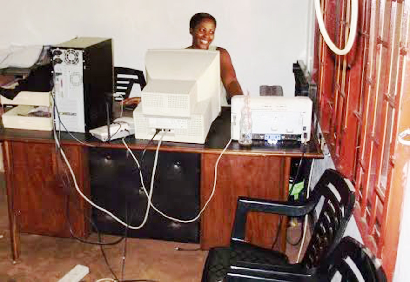 uses of ict in business