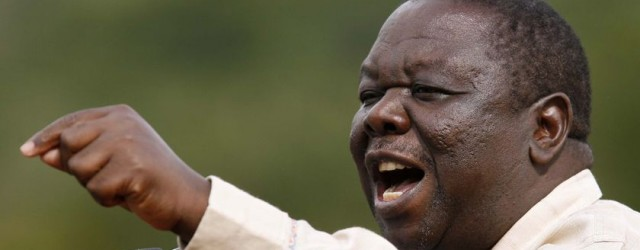 Tsvangirai says Zim in serious crisis