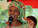 I have a lot of things for you ... Grace Mugabe in Mbare