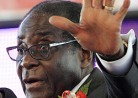 Unforgivable? ... President Robert Mugabe