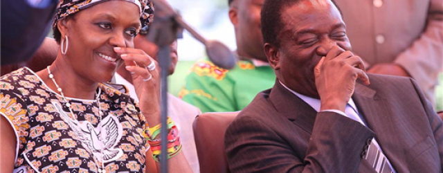 Mnangagwa called Grace a prostitute?