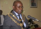 Council agreed to the deal ... Byo Mayor Martin Moyo