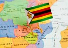 Zimbabwe-World-Map-Flag