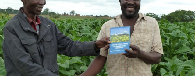 Sharing results, generating impact: experience from Zimbabwe