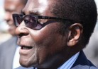 Firmly in power? ... President Robert Mugabe