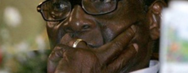 Mugabe inadvertently providing slave labour to other countries