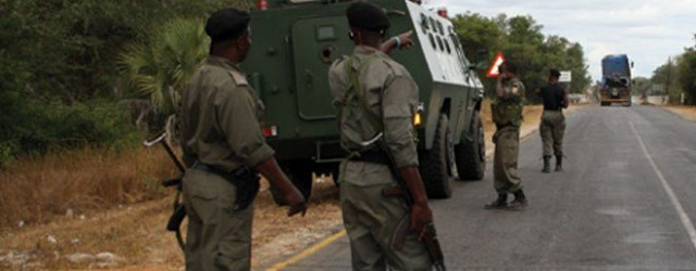 Renamo gunmen ambush convoy, injure four