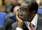 The activists want President Robert Mugabe (above) to step down
