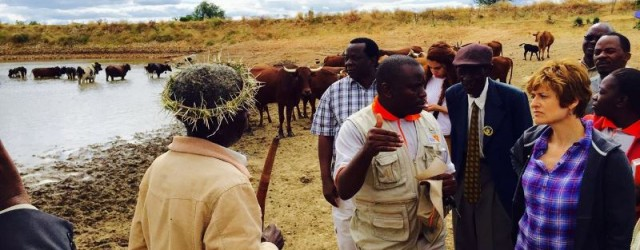 USAID official visits Zimbabwe to assess drought crisis