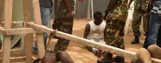 Take action to prevent further occurence of torture