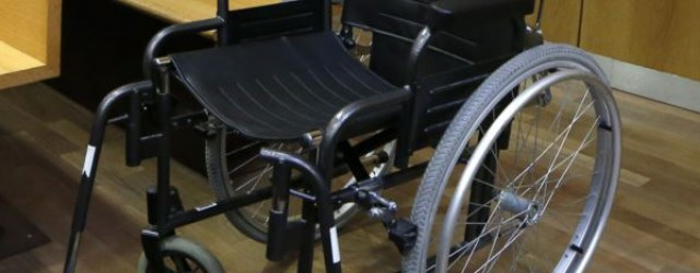 State marginalising disabled persons
