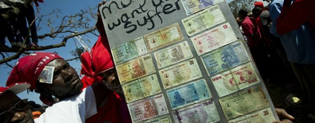 Bond notes will spell disaster for Zimbabwe's economy