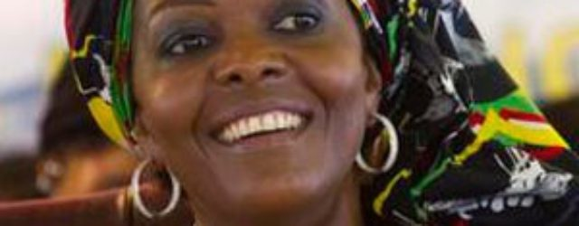 'Impossible' for Grace Mugabe to have a diplomatic passport – international law specialist