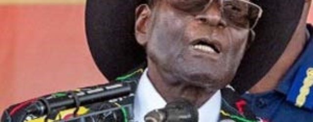 Mugabe should be jailed for his murderous crimes