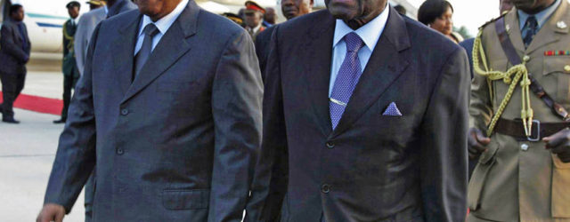 Solidarity over Justice: The ties that bind South Africa and Zimbabwe