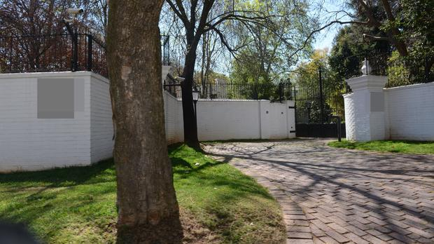 Zimbabwe's first lady Grace Mugabe 'buys £4m property in exclusive Johannesburg suburb'
