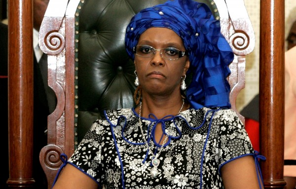 Model challenges Grace Mugabe immunity after 'assault'