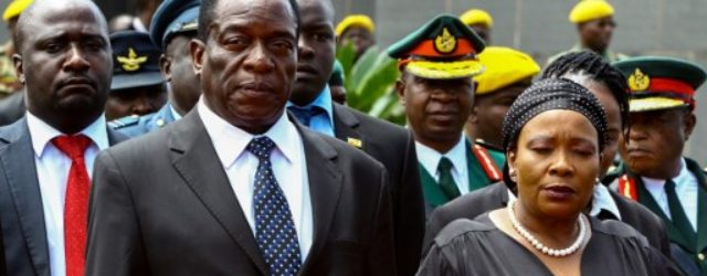 And now for the next chapter in the story of Zimbabwe