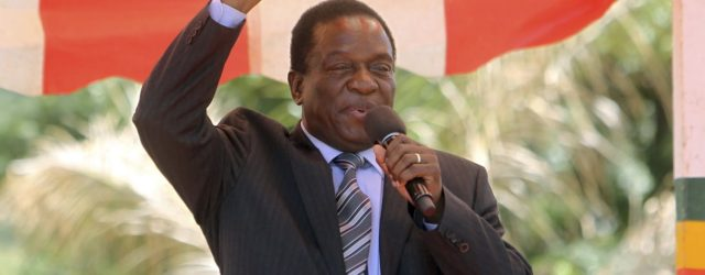 Mnangagwa inauguration – as desperate Zimbabweans celebrate their 'Rhodesia without Smith'