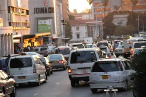 The slump in the used car business might come as a blessing in disguise for town planners as they battle to ease traffic congestion.