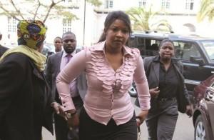 Elizabeth Macheka Tsvangirai.