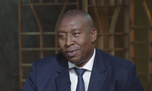 Farai Maguwu,  director of the Centre for Natural Resources Governance.