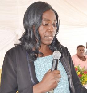 Jessie Mudimba