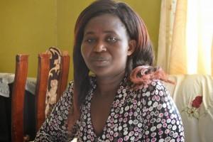 Joyline Fukurayi - It's sad that women have few opportunities to make money.