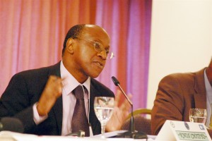 Knox Chitiyo: women's empowerment must be a win-win situation.