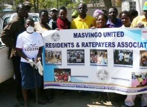 Masvingo United Residents