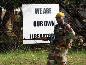 ZIMBABWE ZANU PF CONFERENCE