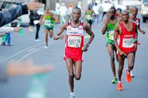 Veteran Zimbabwe-born long distance runner, Brighton Chipere.
