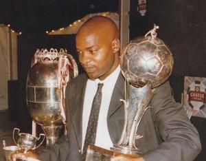 Former Warriors and Highlanders defender Dazzy Kapenya