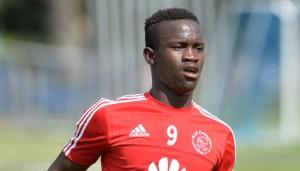 Youthful Zimbabwean striker Thomas Chidewu