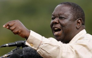 MDC-T president, Morgan Tsvangirai