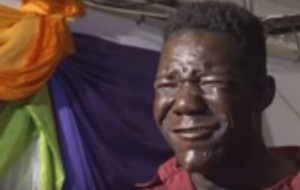 The winner in the last two contests was William Masvinu, a market porter whose face has now become something of a brand.