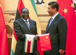 Mugabe-Jinping