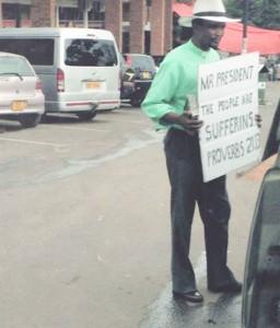 The devil is at work ... Pastor Patrick Mugadza