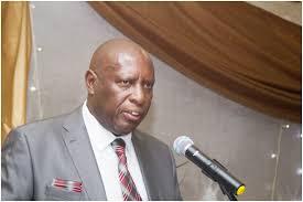 Energy Minister Samuel Undenge