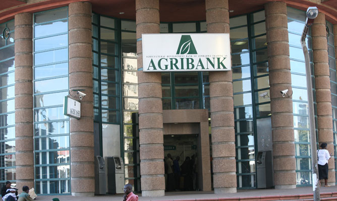 The Agricultural Development Bank Of Zimbabwe Agribank And Infrastructure Idbz Are Both Owned By Harare Government