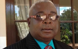 Is Grace now in control? ... MDC-T MP for Warren Park Elias Mudzuri