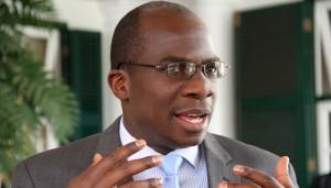 Minister of Sport and Recreation Makhosini Hlongwane