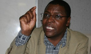 MDC leader Welshman Ncube