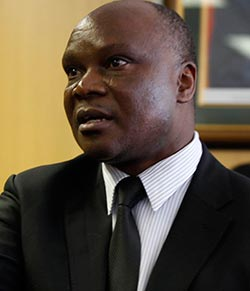 Made announcement Monday ... Mines minister Walter Chidhakwa