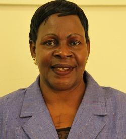 aboteur? ... Mutoko North MP Mabel Chinomona